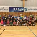 Gjensidige  handballskule  i  haustferien