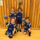 Minihandball  i  Aurlandshallen