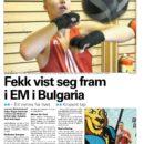 Ei  lærerik  veke  i  Bulgaria